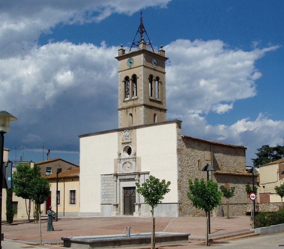 Parròquia de Sant Llorenç de Bescanó
