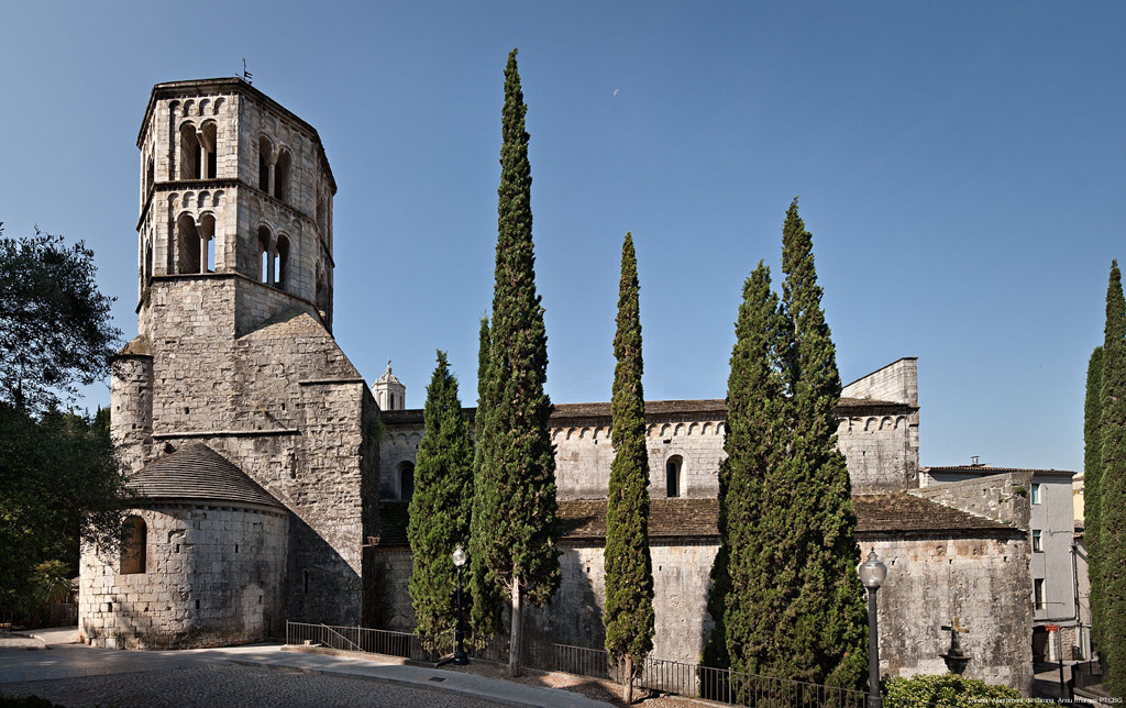 Monestir de Sant Pere de Galligants de GIrona