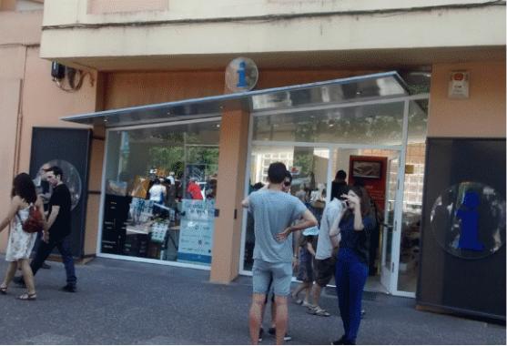 Punt de benvinguda del Gironès