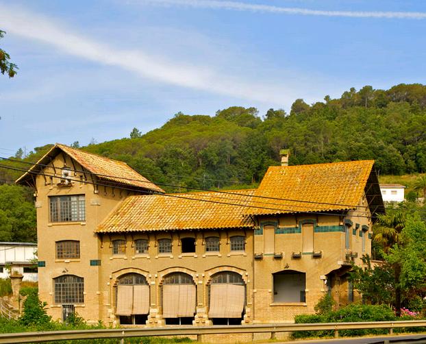 Central Hidroelèctrica Bescanó Gironès