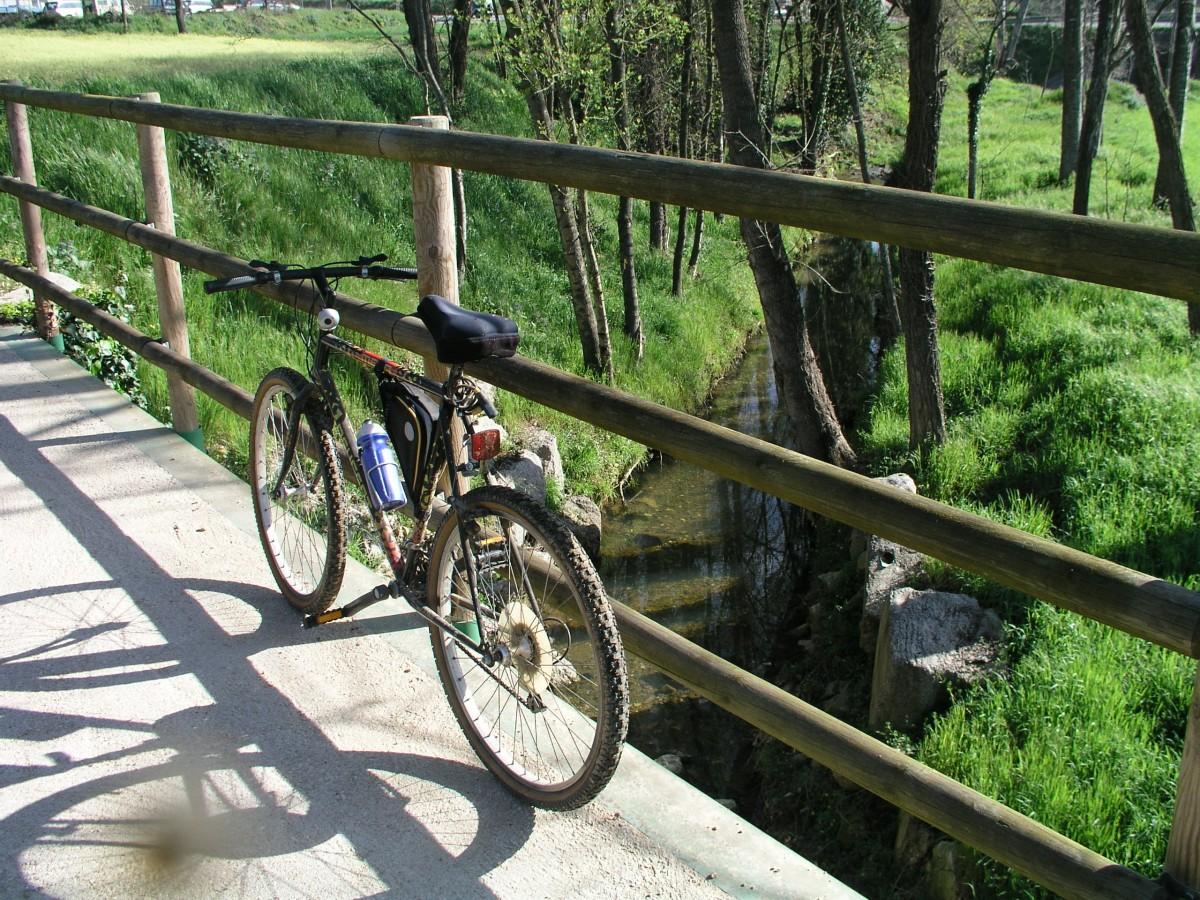 bicicleta vies verdes