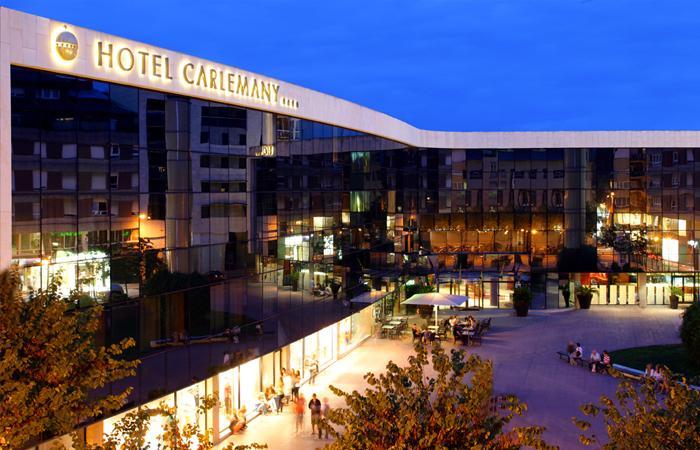 Hotel Carlemany Girona