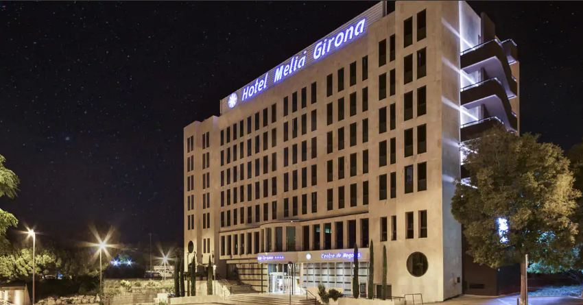Hotel Melià edifici