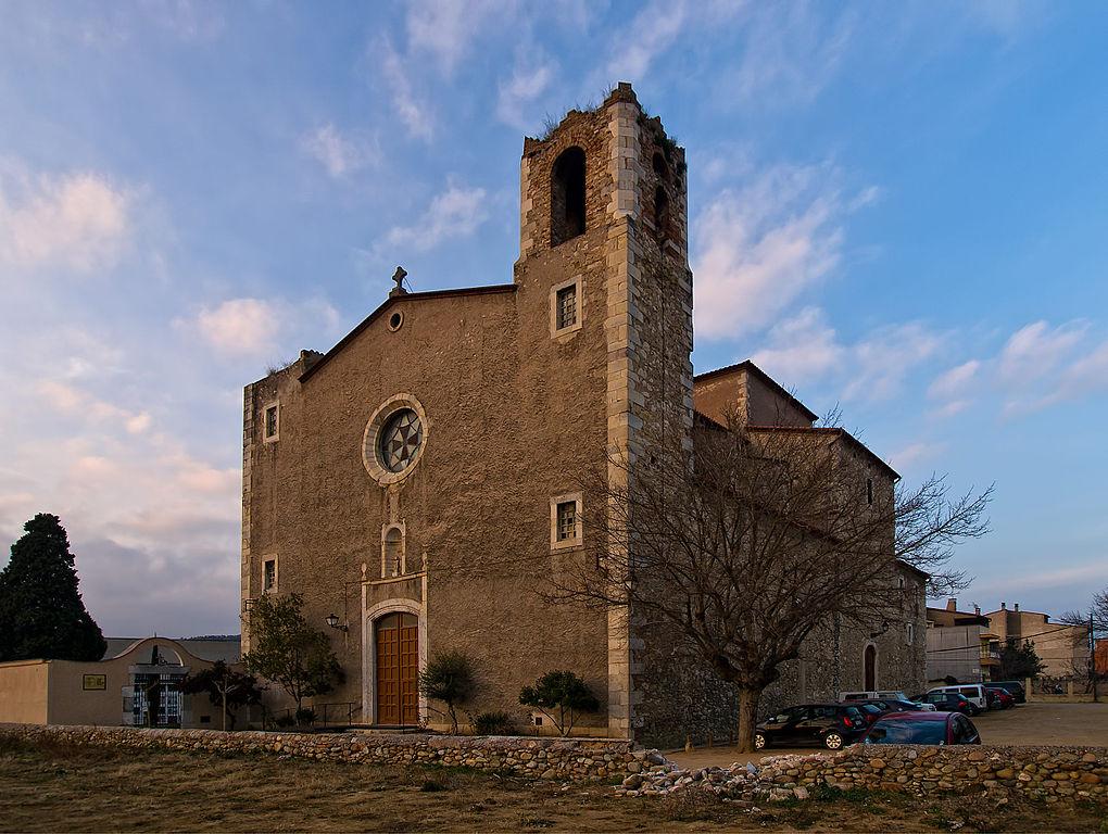Església de Sarrià de Ter