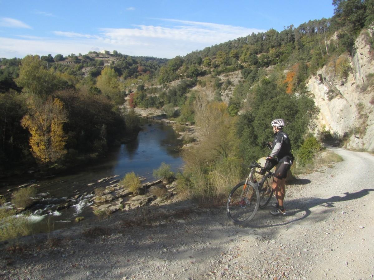 ruta en bicicletaConsorci de Ter