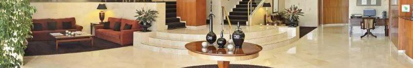 Hotel Melià recepció
