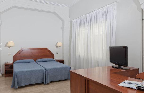 hotel peninsular habitacio
