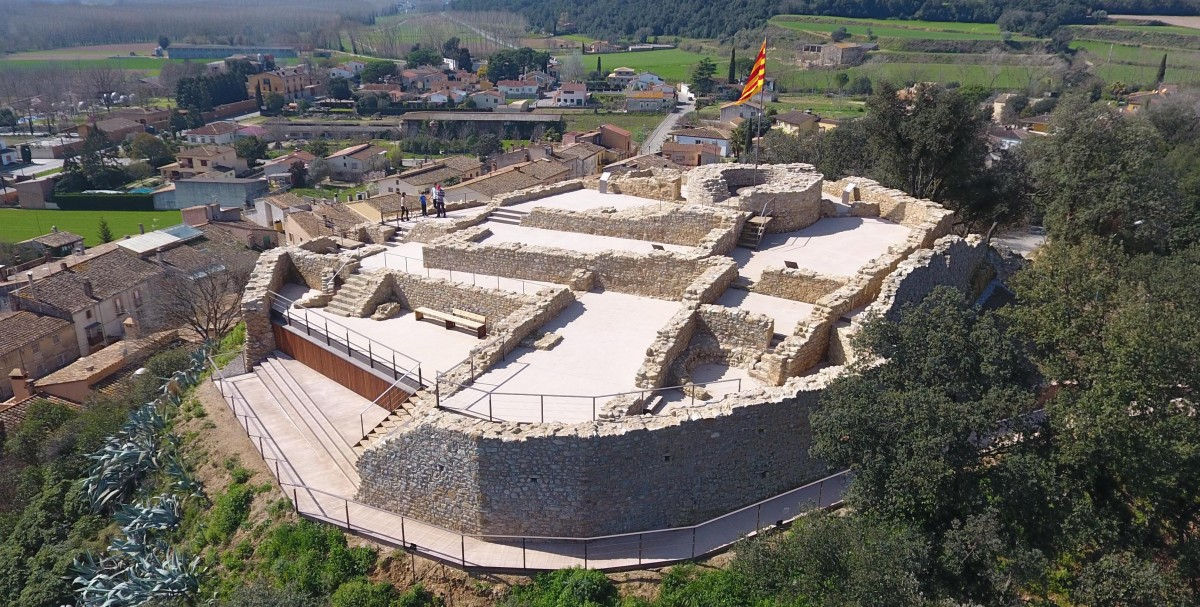 Castell de Cervià de Ter