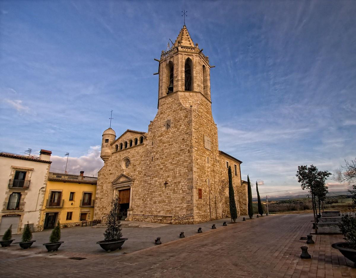 Església Fornells Gironès