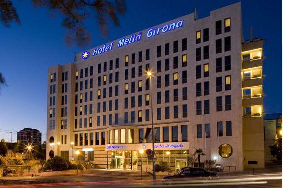 edifici hotel melià