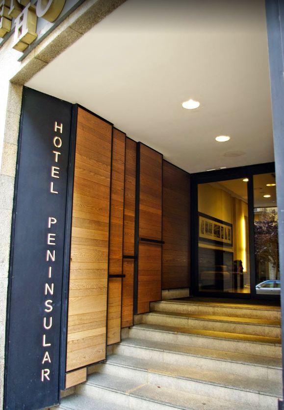 hotel peninsular entrada