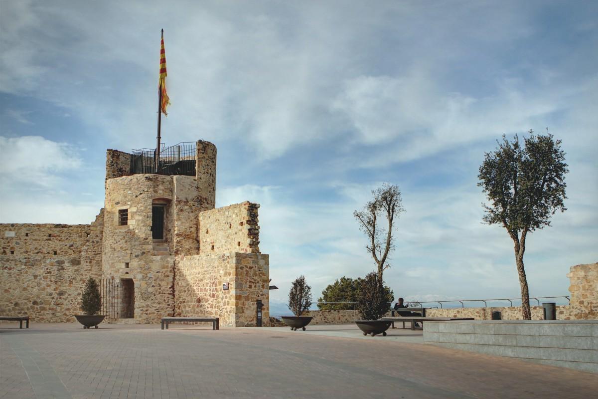 Castell de Llagostera