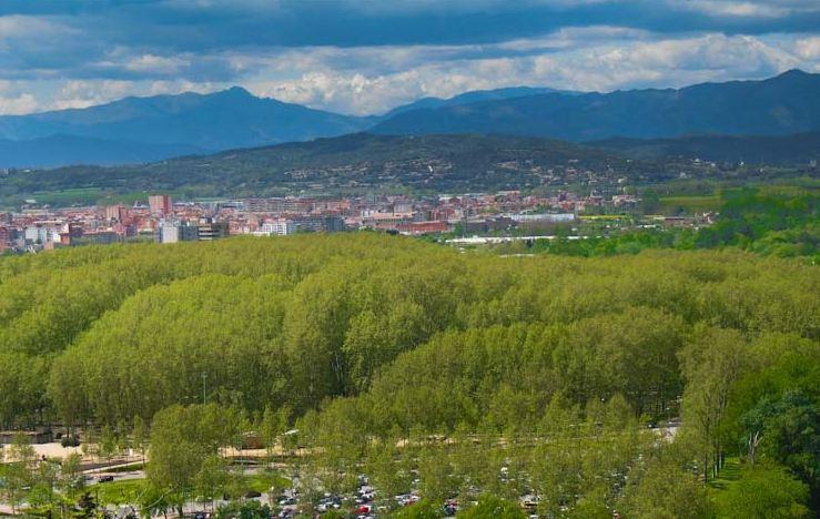 Parc de les Ribes del Ter i Devesa de Girona