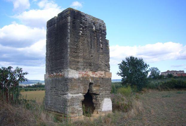 torre de moros vilablareix gironès R.Batllo 2009