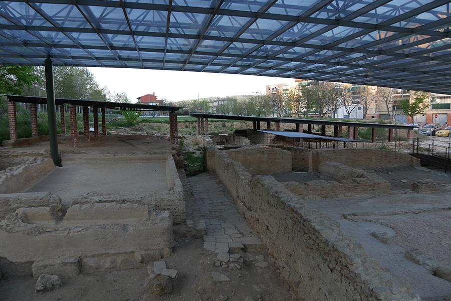 Vil·la romana del Pla de l'Horta de Sarrià de Ter