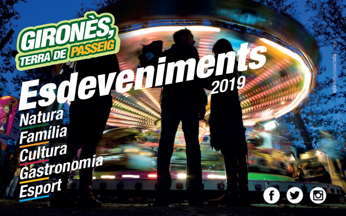 calendari esdeveniments agenda gironès 2019