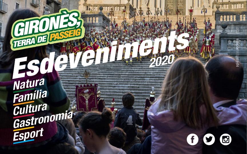 calendari esdeveniments gironès 2020