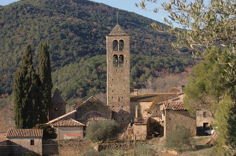 Església Sant Pere de Llorà