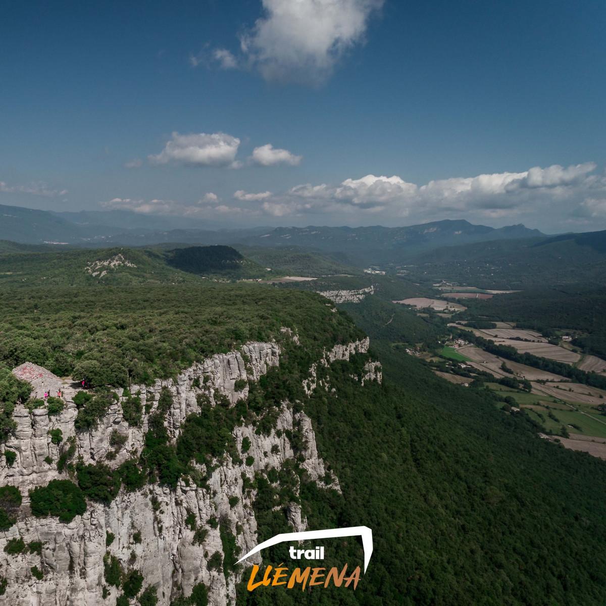 Vistes de la Vall de Llémana